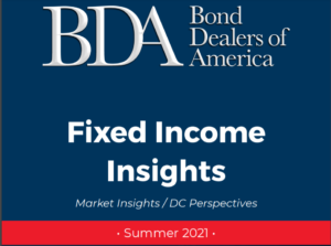 Triet Nguyen's article on ESG and muni dealers appears in BDA's summer edition